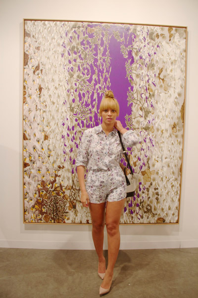 Art Basel Fashion Flashback: Beyonce