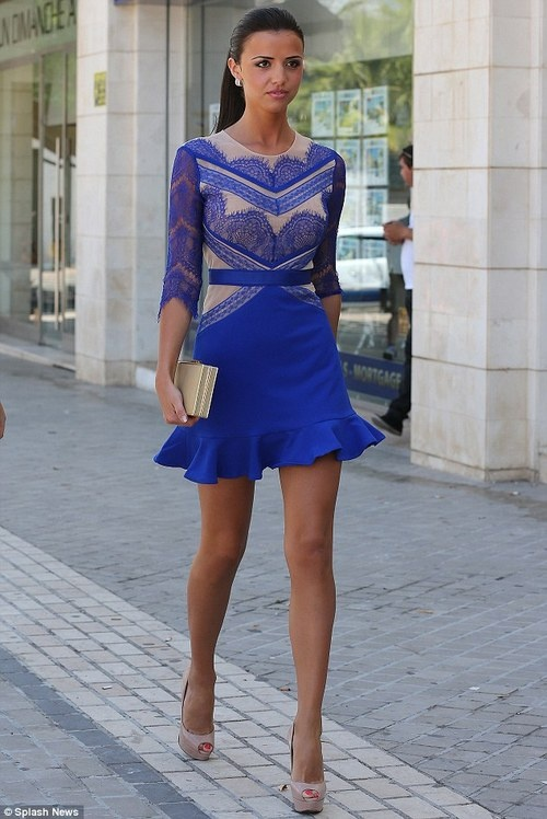 Makeup For Electric Blue Dress - Mugeek Vidalondon