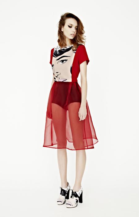 pop art | Fashion Never Sorry.