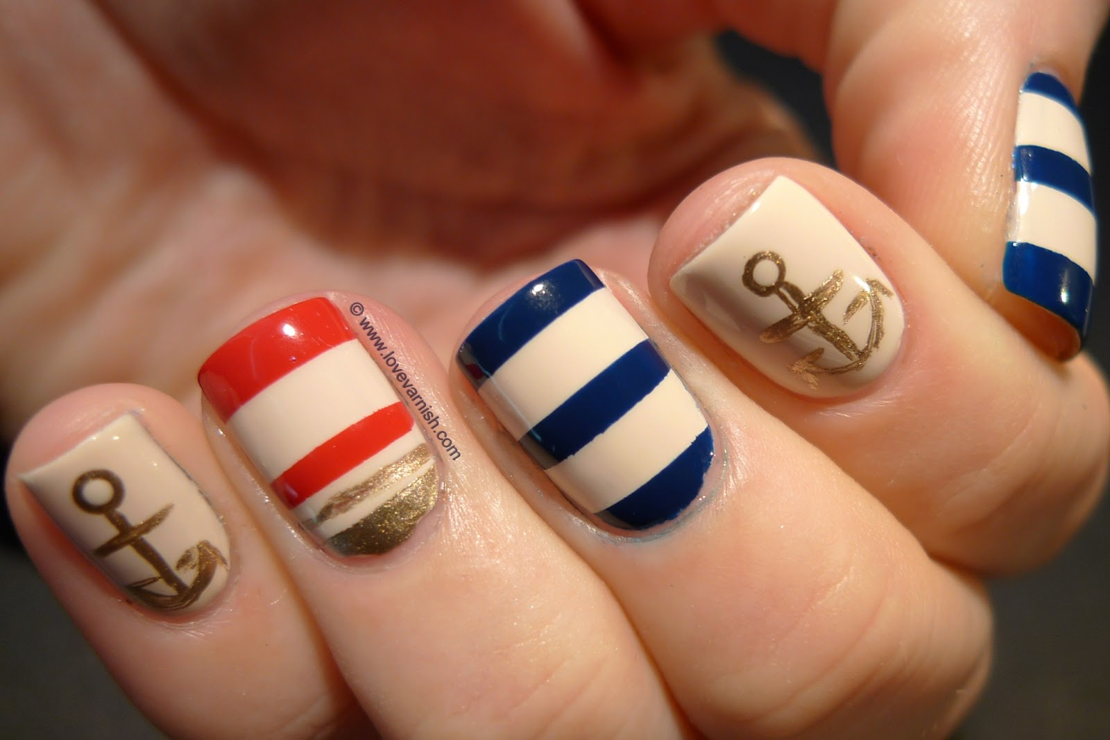 nail art | Fashion Never Sorry.